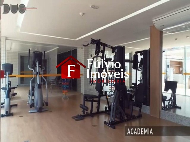 Apartamento com 1 Quarto, Andar Alto, Condomínio Completo em Águas Claras. - Foto 13