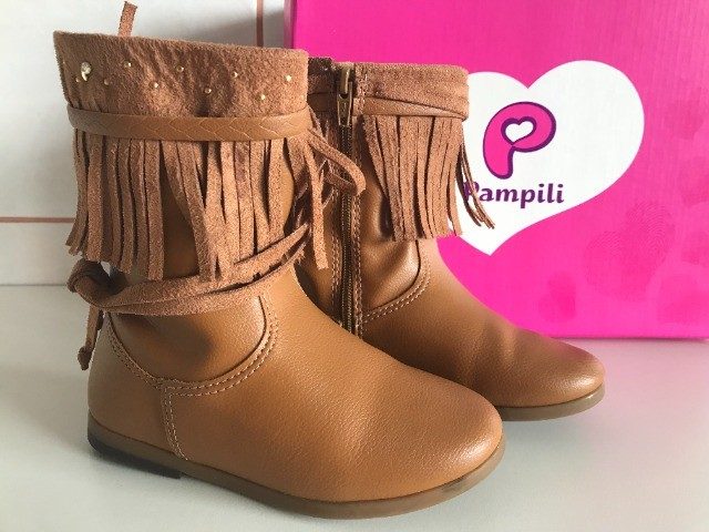 Kit com 03 sapatos Infantil Meninas - Tam. 26 - Foto 2