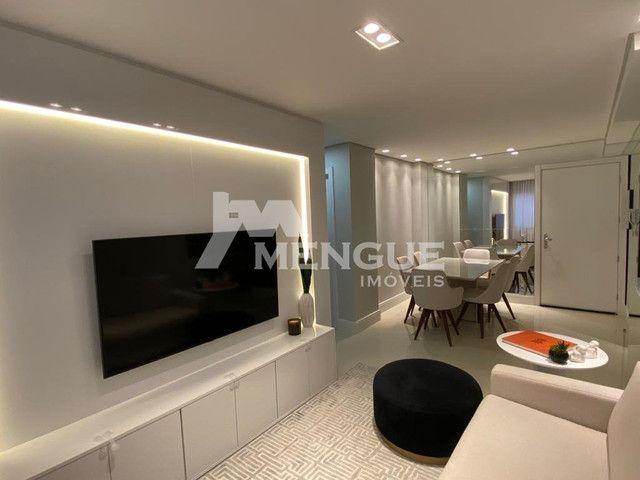 Apartamento à venda com 2 dormitórios em São sebastião, Porto alegre cod:10818 - Foto 5
