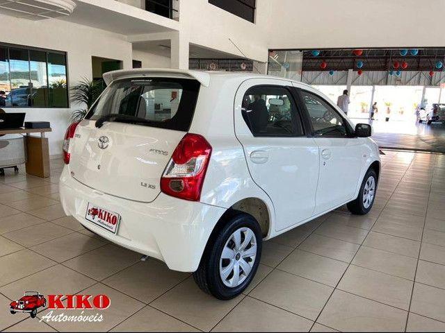 Toyota ETIOS XS 1.3 Flex C/ 56 Mil Km  - Foto 7