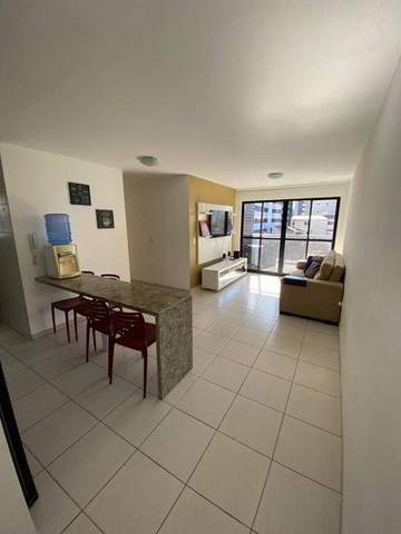 Oportunidade! apartamento dois quartos mobiliado na ponta verde - Foto 3