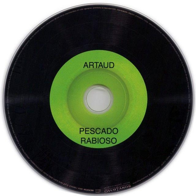 Pescado Rabioso - Artaud - Foto 3
