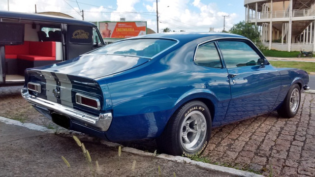 Maverick V8 Carangas Garage - Foto 16