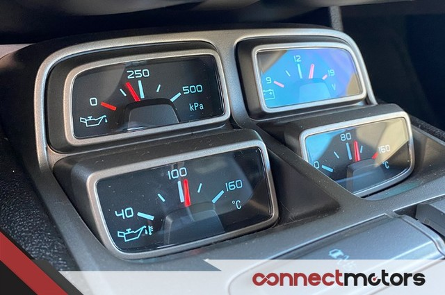 Chevrolet Camaro SS 6.2 V8 - 2014 - Foto 20