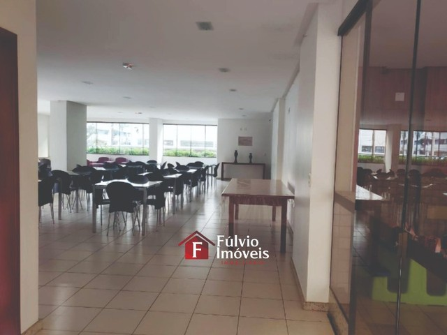 Apartamento com 4 Quartos, Condomínio Completo, 2 Vagas de Garagem em Águas Claras. - Foto 4