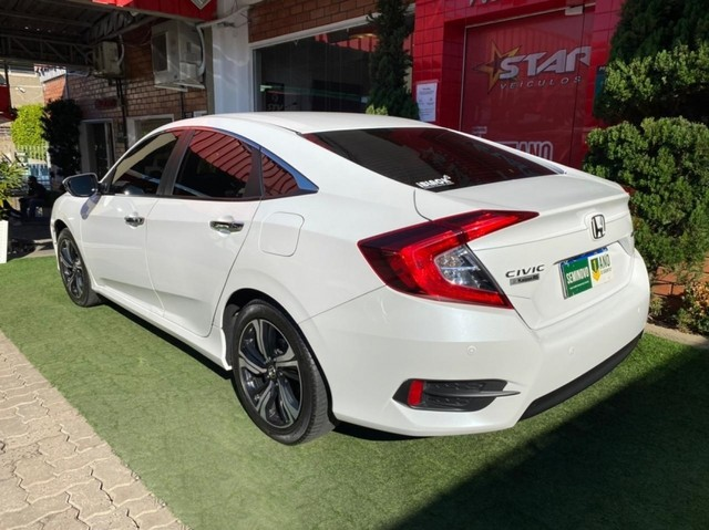 CIVIC 1.5 TOURING 2017 STAR VEICULOS - Foto 2