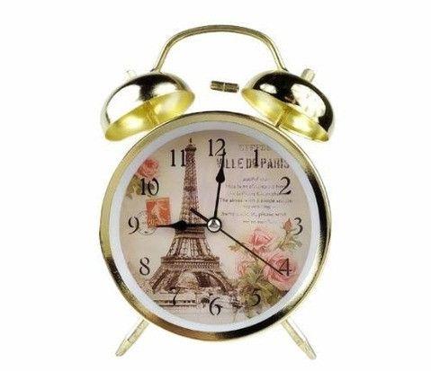 Relógio Despertador de Mesa LE-8122 Lelong - Loja Coimbra-Temos Motoboy