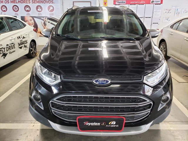 FORD ECOSPORT 1.6 FREESTYLE 16V FLEX 4P MANUAL - Foto 2