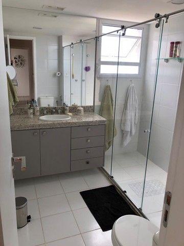 Aluguel Apartamento 180m², Nascente, 3 Suítes, Decorado e Mobiliado, em Patamares, Salvado - Foto 19