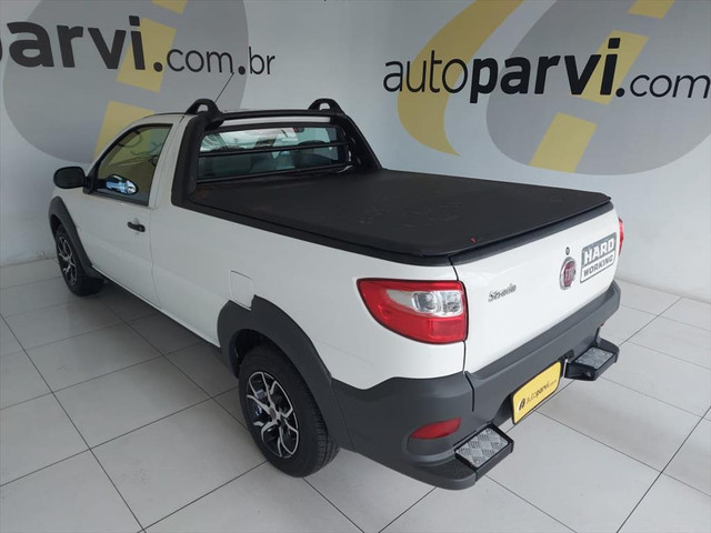 FIAT STRADA 1.4 MPI HARD WORKING CS 8V FLEX 2P MANUAL - Foto 4