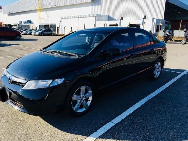 Honda Civic 2008 Muito Novo!!! Abaixo Da Tabela   2008