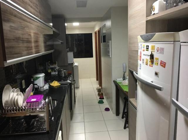 Apartamento tipo Cobertura duplex com 3/4 +DCE , nascente e bastante ventilada ( Jatiúca ) - Foto 6