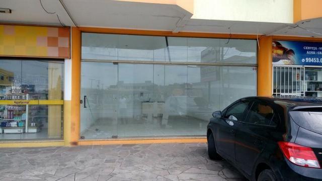 Loja Av. Paraguassú 50m²