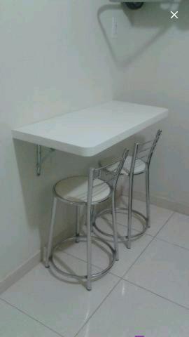 Kitnet quarto/sala no centro de Guarapari