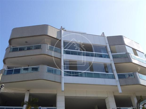 Apartamento à venda com 3 dormitórios em Jardim guanabara, Rio de janeiro cod:851188
