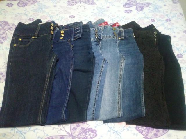 Bazar de calças, R$ 40 cada - Foto 2