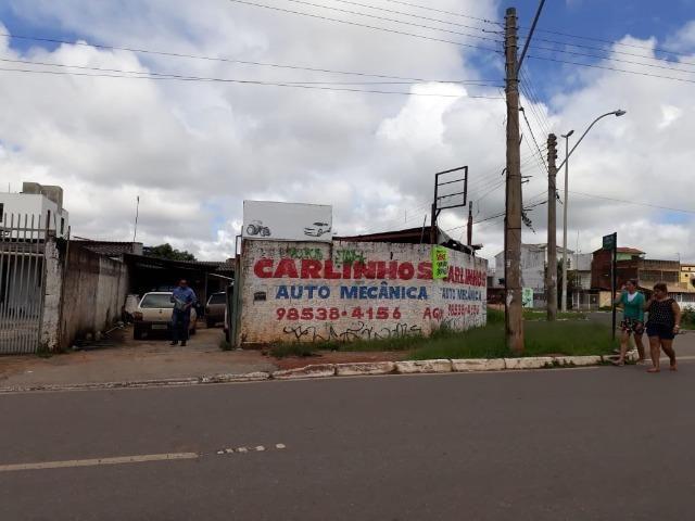 Òtimo Lote Comercial De 270 M² na Avenida Principal Do Riacho Fundo 2 - Foto 3