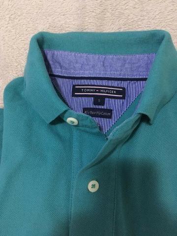 738c9fb5d3 Camisa Polo Tommy Hilfiger Original Tamanho P - Roupas e calçados ...
