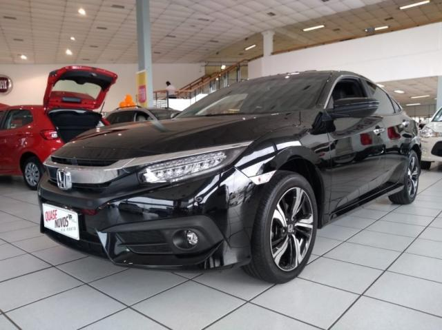 Honda Civic CIVIC 1.5 TURBO GASOLINA TOURING 4P AUT 4P