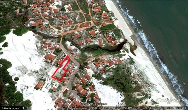 Excelente terreno na Praia de Muriú - Foto 2