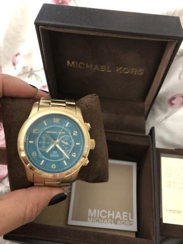 40ca6fe9e Vendo relógio Michael Kors original edição Limitada - Bijouterias ...