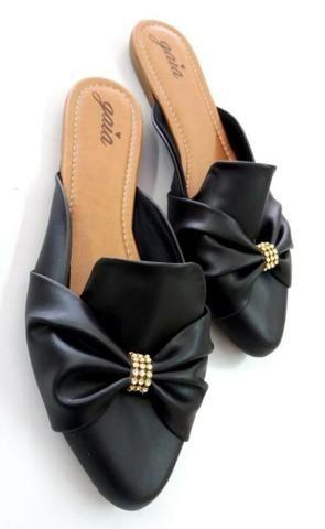 d55450b1f Mules, Sapato feminino. Novas 3 cores. Queima de estoque - Roupas e ...