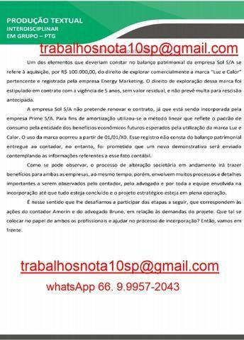 Assessoria e Assistência Acadêmica Empresa Prime S/A e Empresa Sol S/A - Foto 4