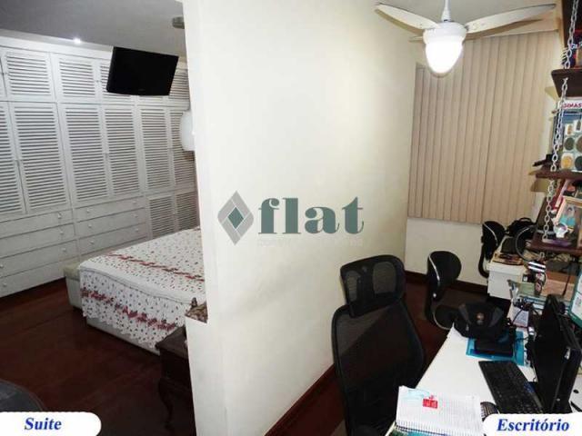 Apartamento à venda com 2 dormitórios em Barra da tijuca, Rio de janeiro cod:FLAP20072 - Foto 14
