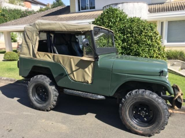 Jeep Willys 1957 4 marchas 4cc - Foto 11