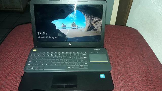 Notebook hp Intel celeron N3050