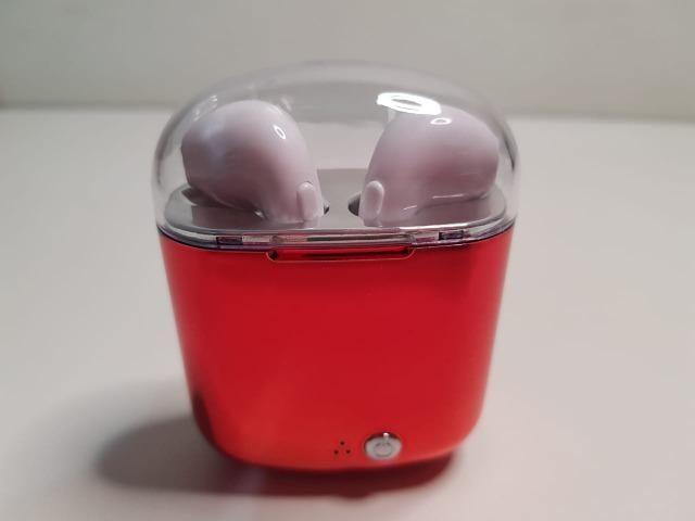 (NOVO) Fone De Ouvido Bluetooth I8s Upgraded Tws