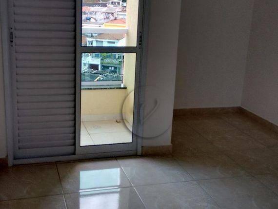 Cobertura residencial à venda, jardim progresso, santo andré - co0121. - Foto 10