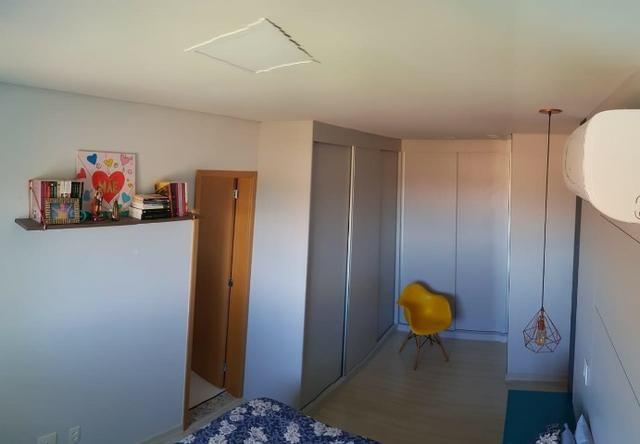 Apartamento com 2/4 sendo 1 suíte no Brasil Beach Completo de Planejados! - Foto 9