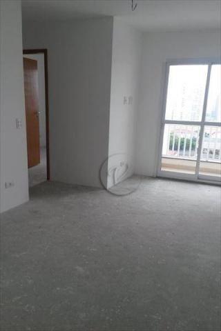 Apartamento residencial à venda, santa maria, santo andré - ap6419.