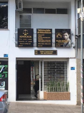 Sala à venda por R$ 65.000 - Centro - Lajeado/RS