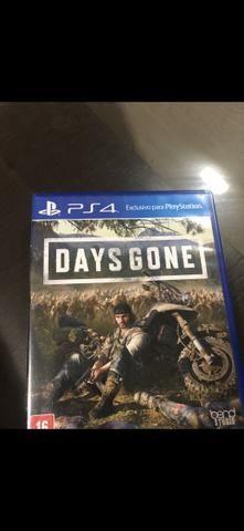 Days Gone jogo de Ps4