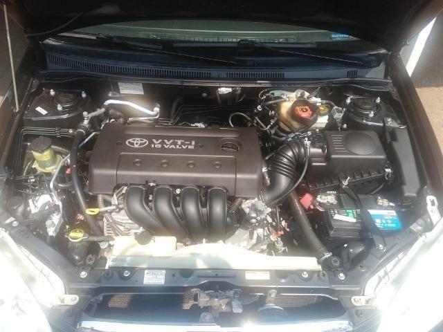Vendo Corolla 2008 xei automático 1.8 flex - Foto 4