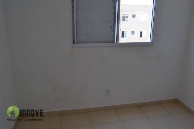 Apartamento com 2 dormitórios para alugar, 50 m² por r$ 700/mês - condomínio vitta - sertã - Foto 9