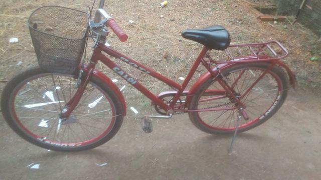 Vendo essa bicicleta ta tudo ok nela - Foto 2