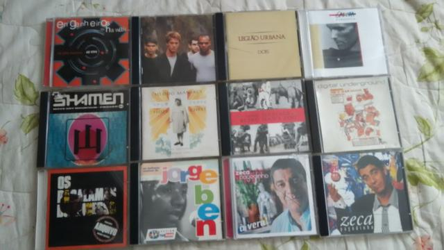 Discos de vinil, cd's, livros ( limpa de estoque/ 10,00 á unidade ) - Foto 6