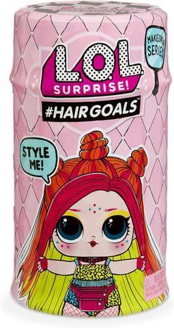 LOL Hair Goals Wave