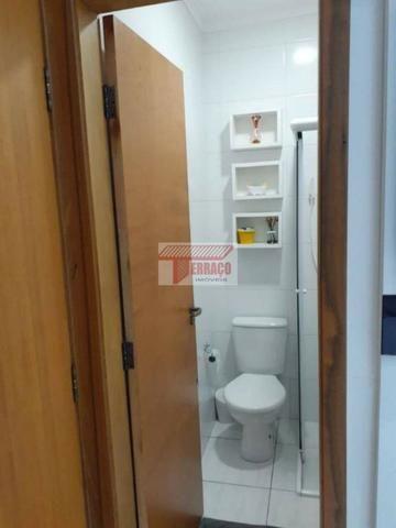 Apartamento Sem Condomínio 60m² c/ 3 dormitórios, à venda em Santo André - Foto 16