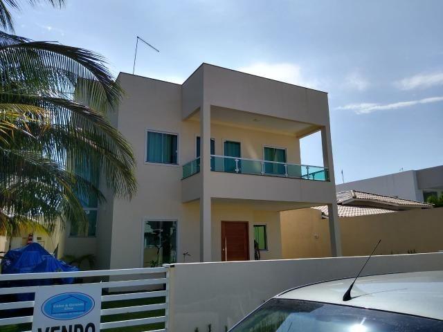 Casa Duplex nova 5/4, varandas, piscina, churrasqueira. Barra do Jacuípe. Oportunidade