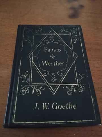 Livro Fausto * Werther