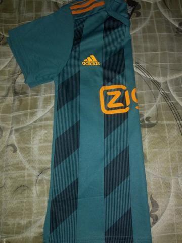 Camisa Oficial do Ajax Verde 19/2020 - Foto 5