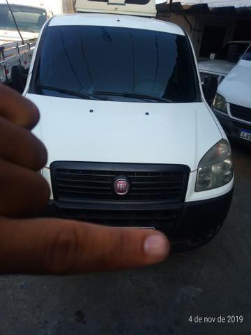 Fiat furgão frigorífico