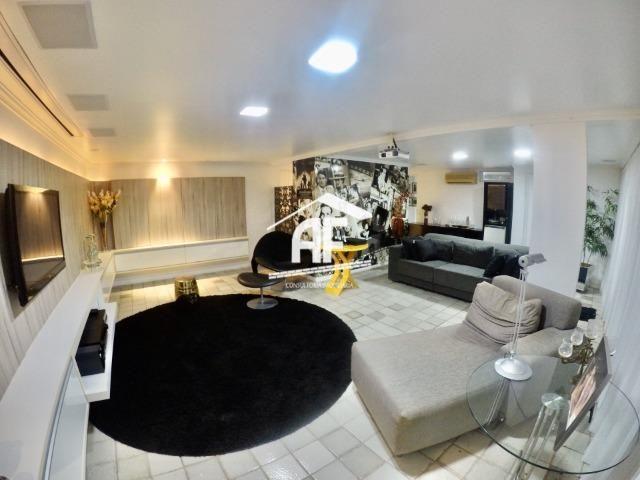 Casa construída em 2 lotes no condomínio Jardim do Horto - Área de lazer completa - Foto 9