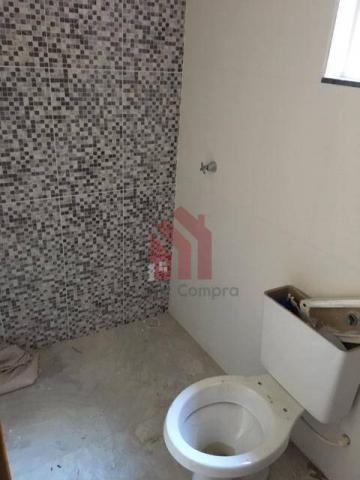 Casa com 2 dormitórios à venda, 58 m² por r$ 199.000 - sítio cercado - curitiba/pr - Foto 18