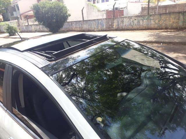 Fiat bravo completo com teto solar