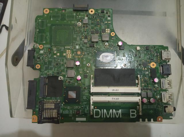 Placa Mãe DELL Inspiron I14 Para Retirada de Peças - Foto 2